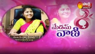 Special Interview With Andhra Pradesh Deputy CM Pushpasreevani