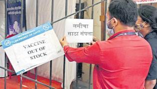 MK Venu Article On Vaccine Shortage - Sakshi