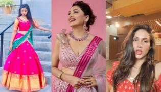 Social Halchal Of Movie Celebrities Interesting Social Media Posts - Sakshi