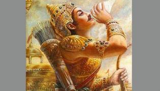 Spiritual Essay About Arjuna In Bhagavad Gita - Sakshi