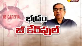 Sakshi Special Interview With PHFI President Dr. Srinath Reddy
