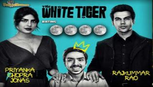 Priyanka Chopra Says Announcing The White Tiger Oscars Nomination Made It More Special - Sakshi