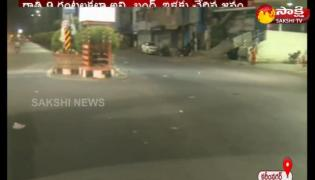 Public Giving Huge Support For Night Curfew In Karimnagar