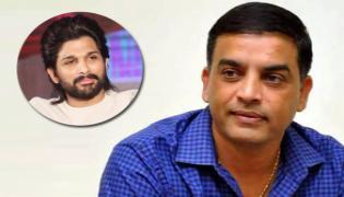 Dilraju Shocking Comments On Allu Arjun Over Icon Star - Sakshi