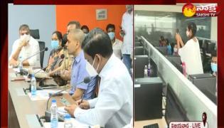 AP: Cabinet Sub-Committee Meeting On Corona Virus