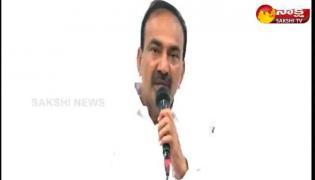 Minister Etela Rajender Comments On Center Over Oxygen Shortage