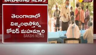 Covid Cases Rising In Telangana