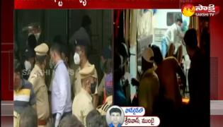 Massive Fire Accident At Covid Care Center In Maharashtra