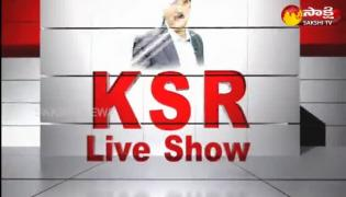 KSR Live Show On 25 April  2021