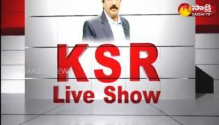 KSR Live Show On 26 April  2021