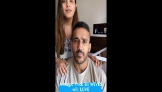 Viral Video: Actress Anita Hassanandani Slapped Her Husband