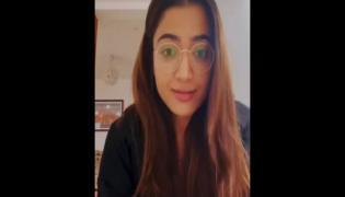 Rashmika Mandanna Shared Twitter Video Gone Viral