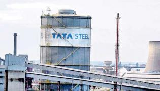 Tata Steel Q4 turns around to net profit of Rs 6,644 cr - Sakshi