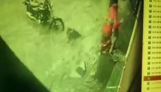 Viral Video: 2 Women Fall In Manhole In Waterlogged Mumbai