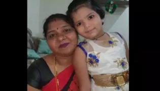 With Daughter Love Nagpur Woman Wins Fight For Life On Corona - Sakshi