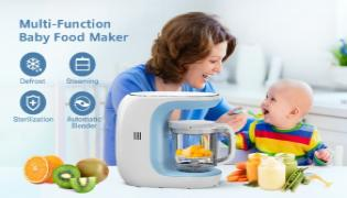 Baby Food Maker Eccomum Baby Food Processor Multi Function Cooker - Sakshi