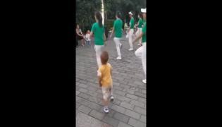 Viral Video: Little Boy Dance