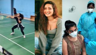 Social Hulchul: Anupama Parameswaran, Pragya Jaiswal Share Pics - Sakshi
