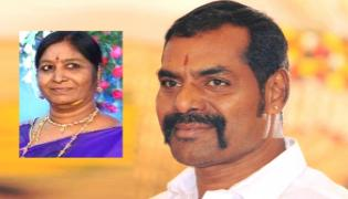 Tarzan Laxminarayana Wife Umarani Passed Away - Sakshi