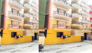 Covid 19 Effect: Paying Guest Accommodation Still In Crisis Bengaluru - Sakshi