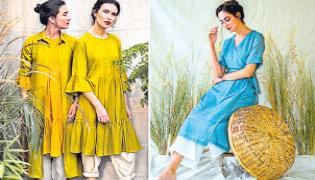 Fashion And Lifestyle: Food Waste Into Haute Couture, Banana Fibre - Sakshi