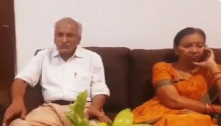 Viral Video: Woman Yawns As Husband Sings Ghazal On Her Birthday - Sakshi