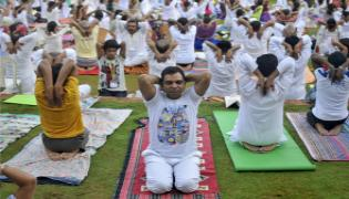 Sakshi Editorial On International Yoga Day