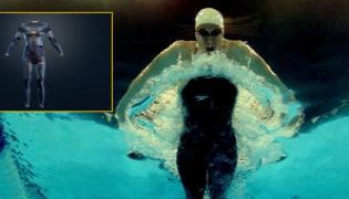 Speedo Develops AI Designed Smart Swimsuit Fastskin 4.0 - Sakshi
