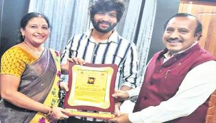 Hyderabad: Rising Star Award For Bigg Boss Fame Sohel - Sakshi