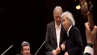 Viral Video: Alzheimer Patients Music Concert Maestro Seiji Ozawa Zubin Mehta