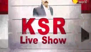 KSR Live Show On 12 July  2021
