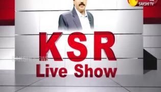 KSR Live Show On 18 July  2021