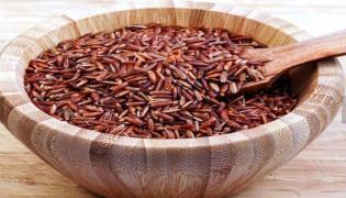 Red Rice Helps In Controlling Diabetes - Sakshi