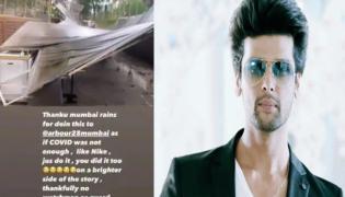 Mumbai Heavy Rains: TV Actor Kushal Tandon Suffers Rs 25 Lakh Loss - Sakshi