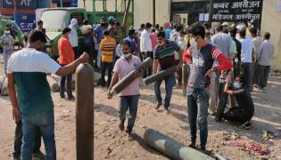 Sakshi Editorial On No Deaths Due To Oxygen Shortage