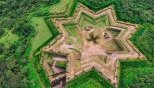 Manjarabad Fort: Mystical Fort at Sakleshpur in Karnataka Full Details in Telugu - Sakshi