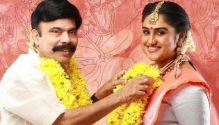 Not Four, I Will Get Married 40 Times Says Actress Vanitha Vijayakumar - Sakshi