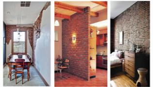 Viral: People Show New Variety Of Brick Design As Trend - Sakshi