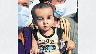 46 Crore Rupees Gathered By Crowdfunding For Child Disease - Sakshi