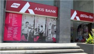 RBI Imposes RS 5 Crore Penalty on Axis Bank - Sakshi
