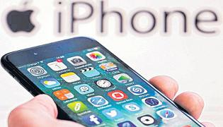 Strong growth in India, Latin America helps Apple log record - Sakshi