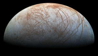 Hubble finds evidence of water vapour on Jupiter moon Ganymede - Sakshi