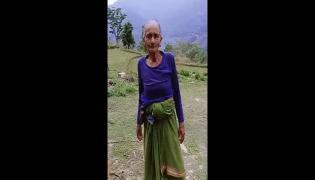 Viral Video: Nepal 78 Years Old Woman Krishna Kumari Tiwari Dance