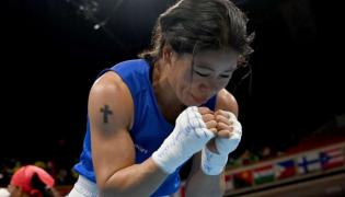Tokyo Olympics Mary Kom Loss The Game Editorial By Vardelli Murali - Sakshi