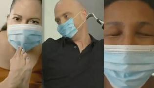 Masks Video With Powerful Message Viral Again Due To Third Wave Fear - Sakshi