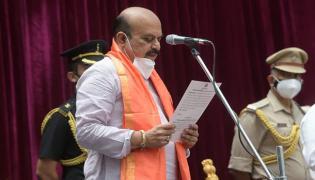 Karnataka Cabinet Expansion Would Take Time, Lobbying Continues - Sakshi