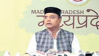 BJP Leader Vishwas Sarang Comments On Jawaharlal Nehru - Sakshi