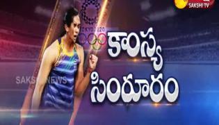 Tokyo Olympics: PV Sindhu Wins Bronze Medal
