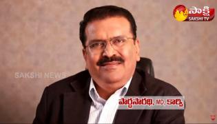 Karvy MD Parthasaradhi Arrested