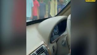 Abhishek Banerjee Convoy Attacked in Tripura